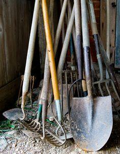 organic gardening tools