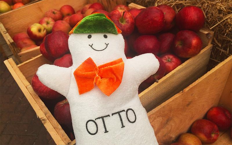 Hicks Nurseries - Otto the Ghost
